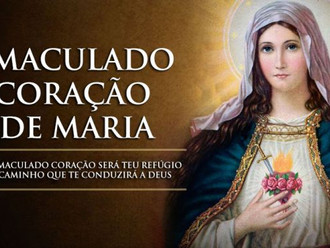 Hoje a Igreja celebra o Imaculado Coração de Maria