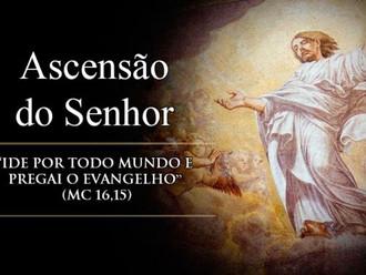 Igreja celebra hoje a Solenidade da Ascensão do Senhor