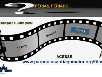 Sugestão: Aqui, nesse sítio, temos indicações e links para livros, vídeos e filmes; confira em www.p