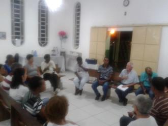 Reunião avaliadora das atividades de 2018 da Comunidade São José Operário foi realizada com forte pa
