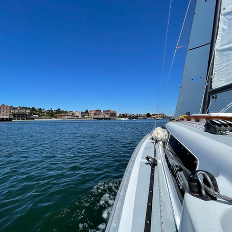 On the Water: Sail Port Townsend