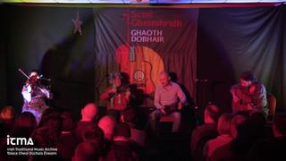 UAINE at Scoil Gheimhridh Ghaoth Dobhair Dec 2019.  Video by ITMA