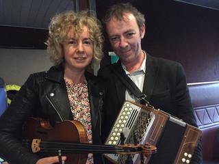 Bríd & Dermot Byrne Milltown Malbay 2016 Photo by NeansaI Ni Choisdealbha RnaG