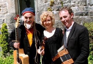 Bríd, Dermot Byrne & Steve Cooney Glenveagh Co Donegal 2015