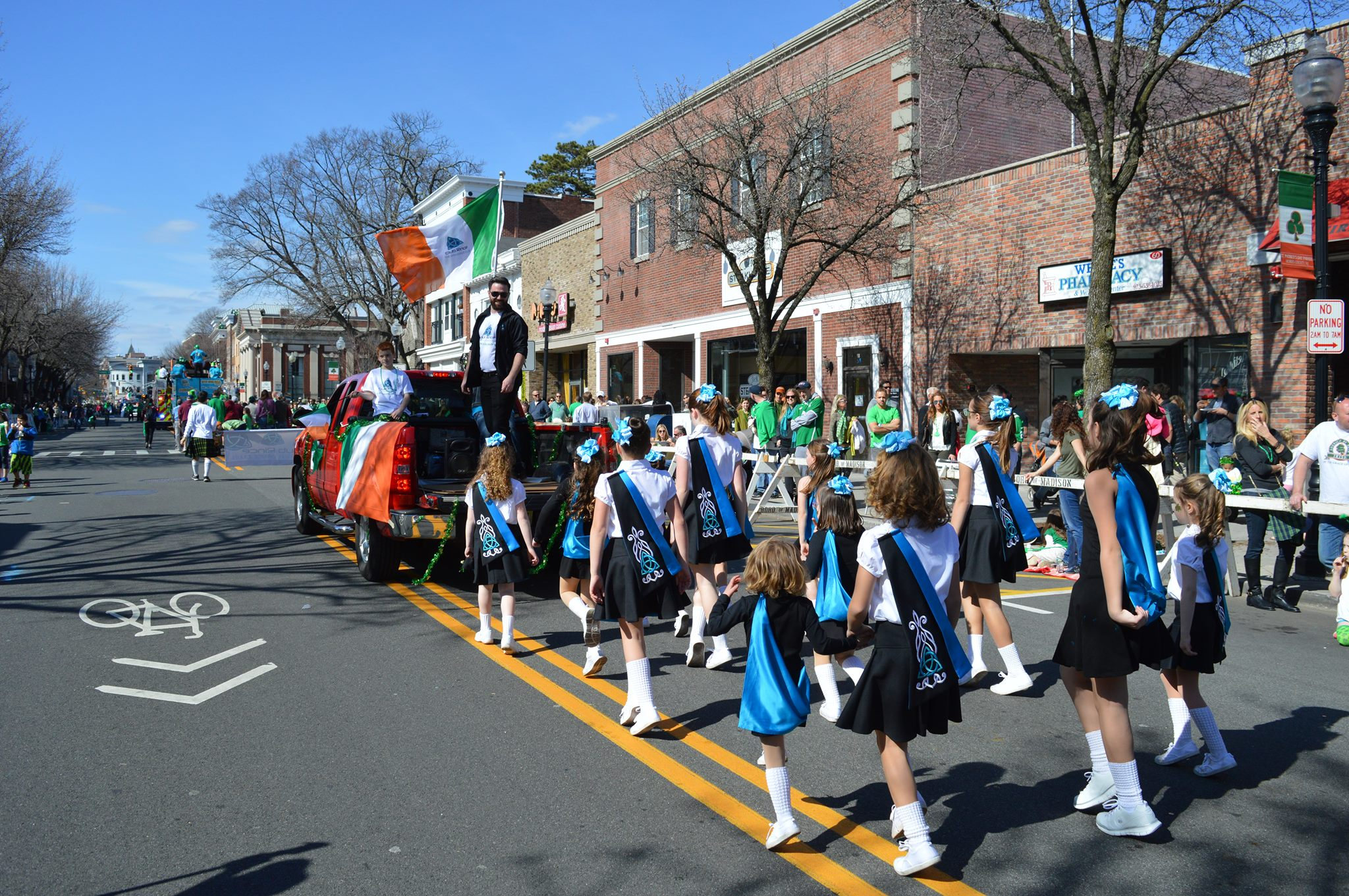 Morristown St Patricks Parade 2016