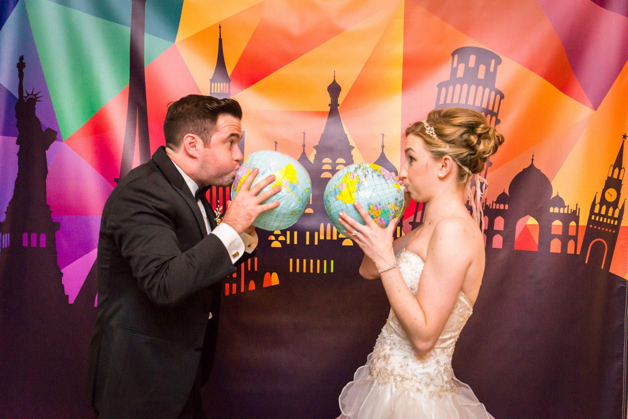 Erin & Andrew Wedding, 2014