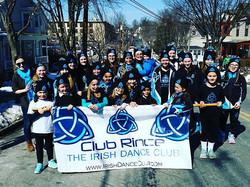 Club Rince @ parade 2019
