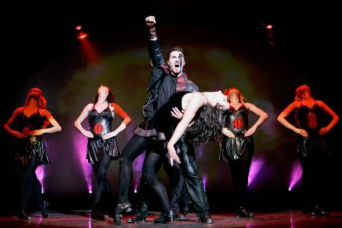 Andrew, Magic of the Dance