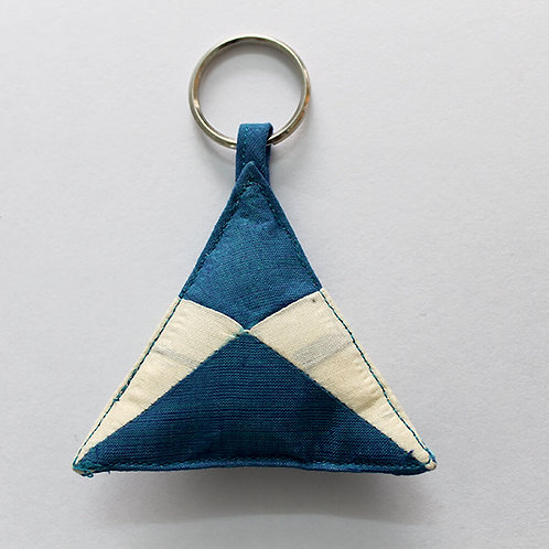 Triangle Key Chain