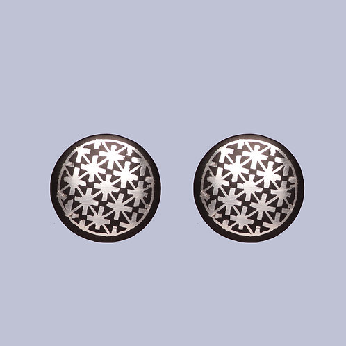 Bidri Work Cufflinks