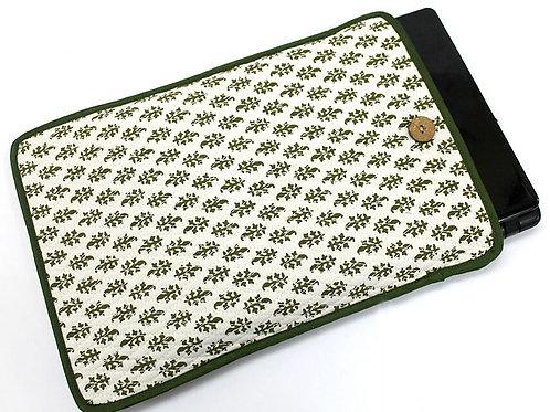 Olive Green Laptop Sleeve