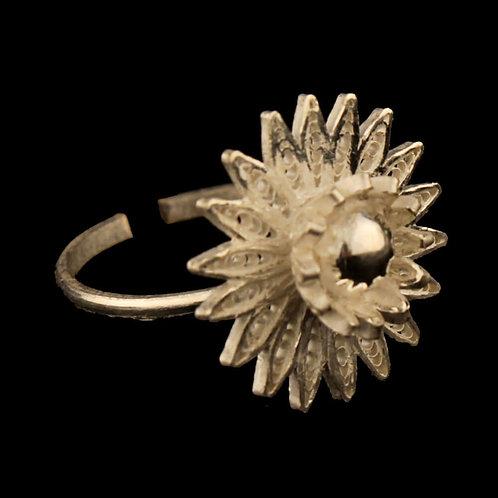 Filigree Silver Rings