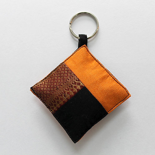 Square Key Chain