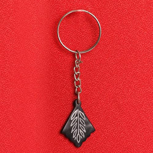 Bidri Work Key Chain