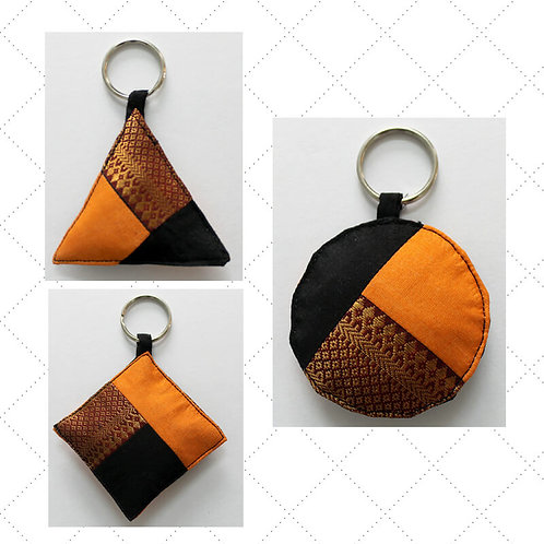 Attractive Handmade Key Chains (Set of 3)