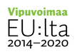 Logo Vipuvoimaa EU:lta, 2014-2020