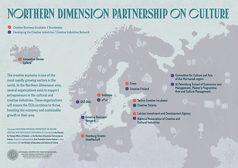 Northern Dimension Partnership on Cultur