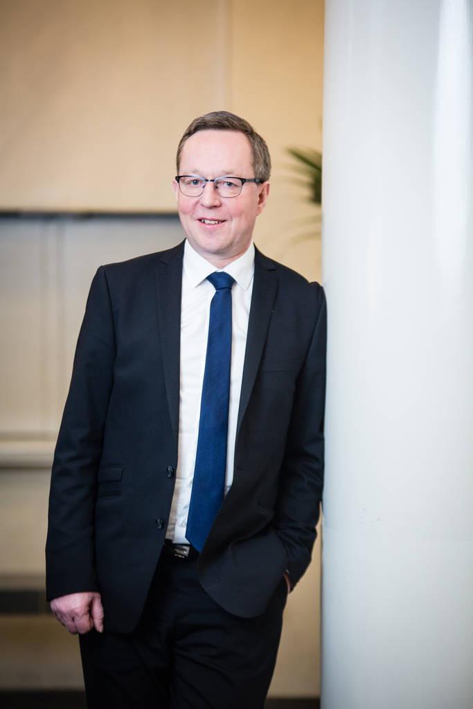 Mika Lintilä, elinkeinoministeri