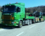 Satteltieflader - Ernst Schmid Transport