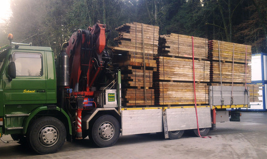 Holztransport