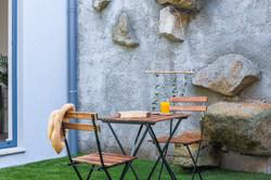 Mesa jardim