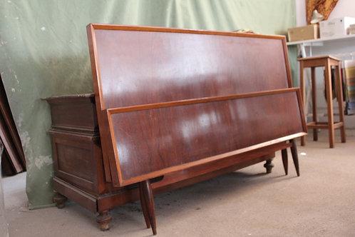 Cabeceira de cama anos50