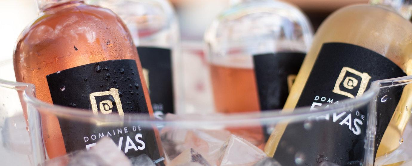 J&J Wine Event et Domaine de Favas dégustation de vin en soirée