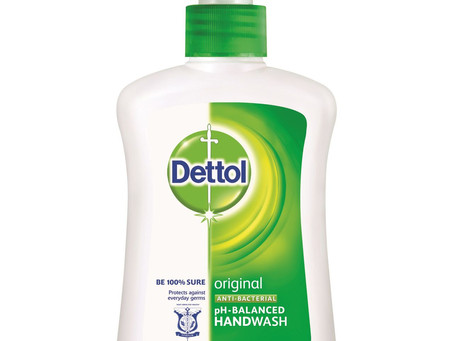 Dettol Liquid Hand Wash Review