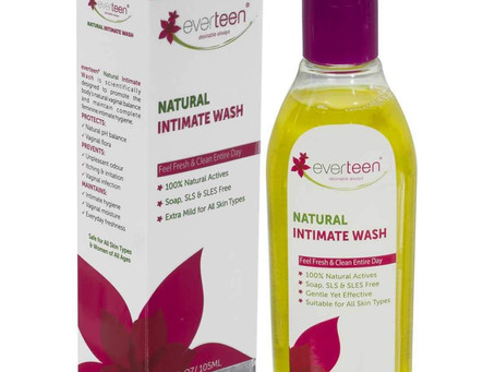 Everteen Natural Intimate Washes