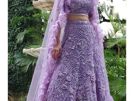 Lehenga Colours That Are Perfect For A Day Wedding!