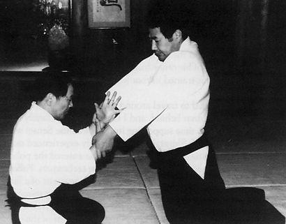 daito ryu kondo aiki jujitsu jujutsu