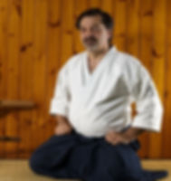 Daito ryu Maestri Giuseppe Lisco