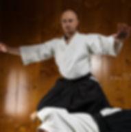 Daito ryu Maestri Alex Muracchini