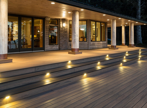 Why low maintenance decking?