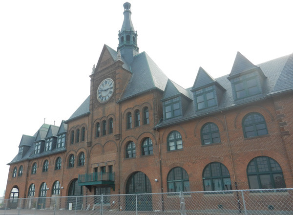 Gare du Liberty State Park