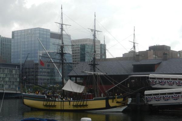 Visite à Boston