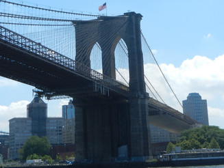 Brooklyn Bridge-Le pont de Brooklyn
