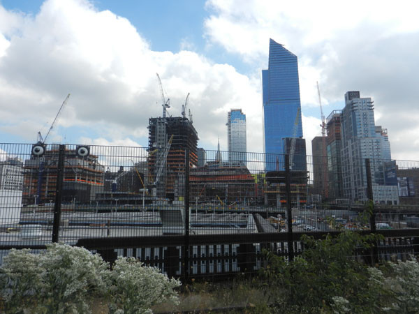 Hudson Yards Octobre 2016