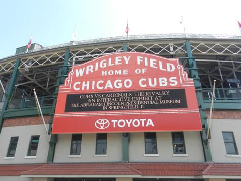 Chicago, ville de baseball