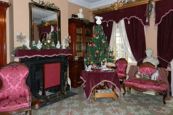 Maison historique de Sir-George-Etienne-Cartier