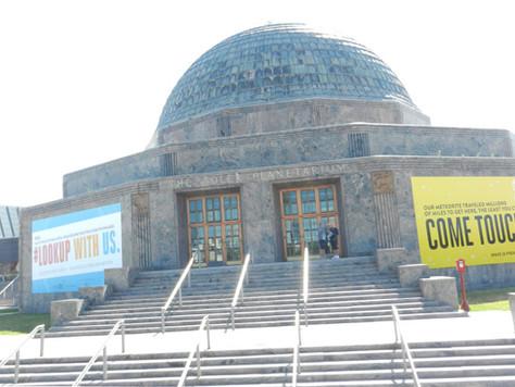 The museum campus: Chicago