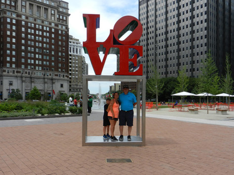 Love Park à Philadelphie