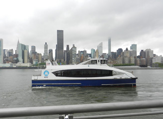NYC Ferry, une autre option de transport dans la Big Apple!