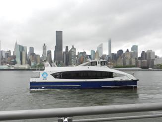 NYC Ferry, une autre option de transport dans la Big Apple!