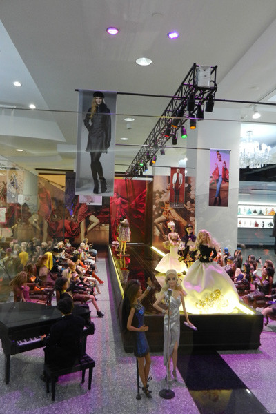 Barbie Expo, défilé, photo Genevieve Arseneault
