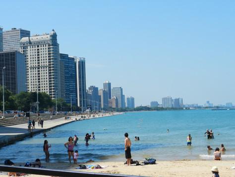 Les plages de Chicago