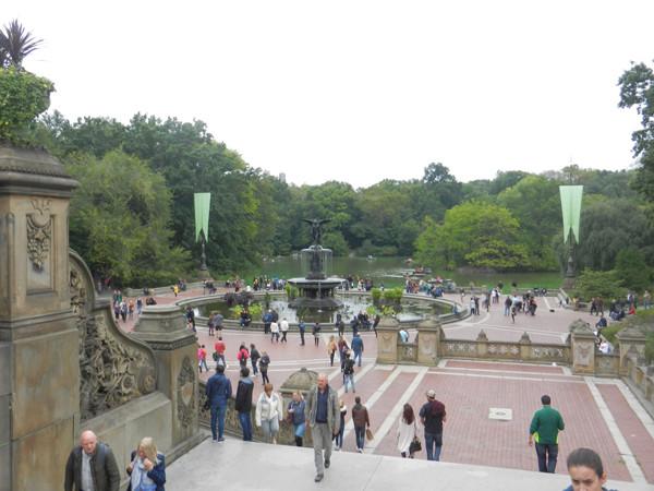 Central Park: la balade idéale