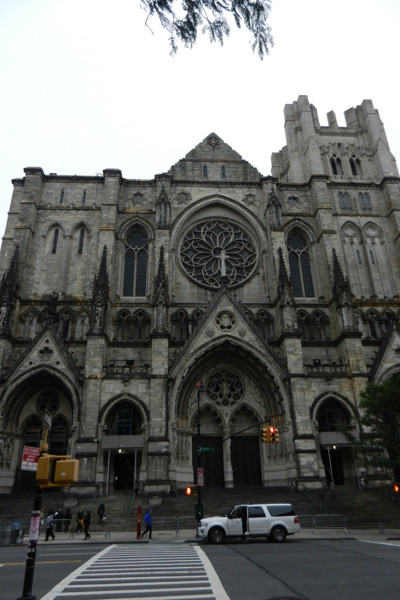 Cathedral St-John-the-Divin