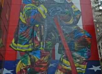Les fresques murales de Kobra, partie 2