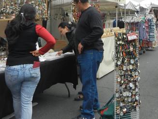 Street Fair & Shopping Court